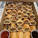 Sausage Roll Pallet Sm