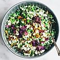 Cauliflower & Couscous Salad