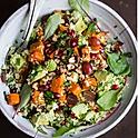 Pumpkin & Barley Salad