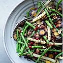 Mixed Bean, Quinoa & Carrot Salad