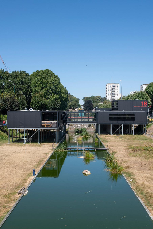 Centre de secours fluvial
