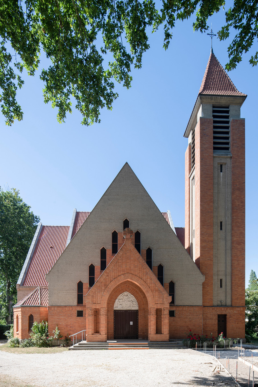 Eglise Saint-Anges-Gardiens