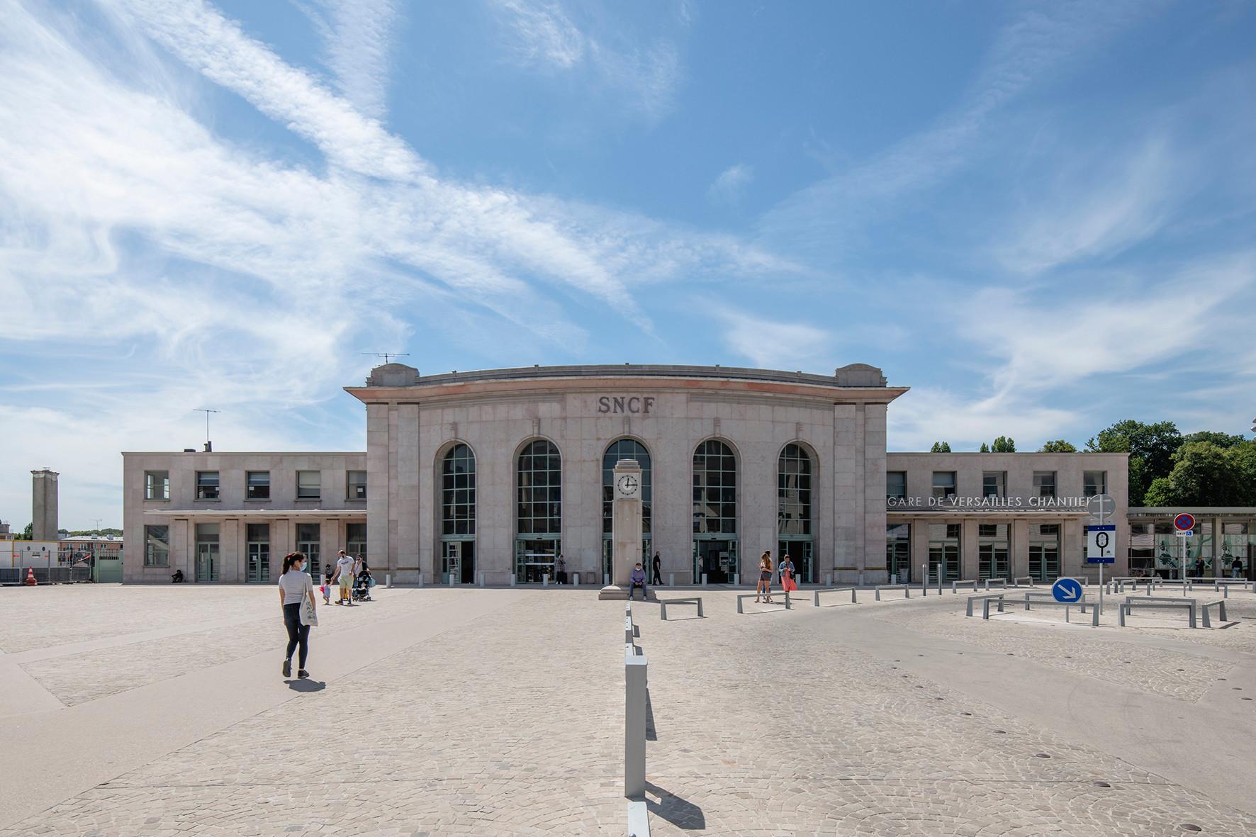 La Gare des Chantiers