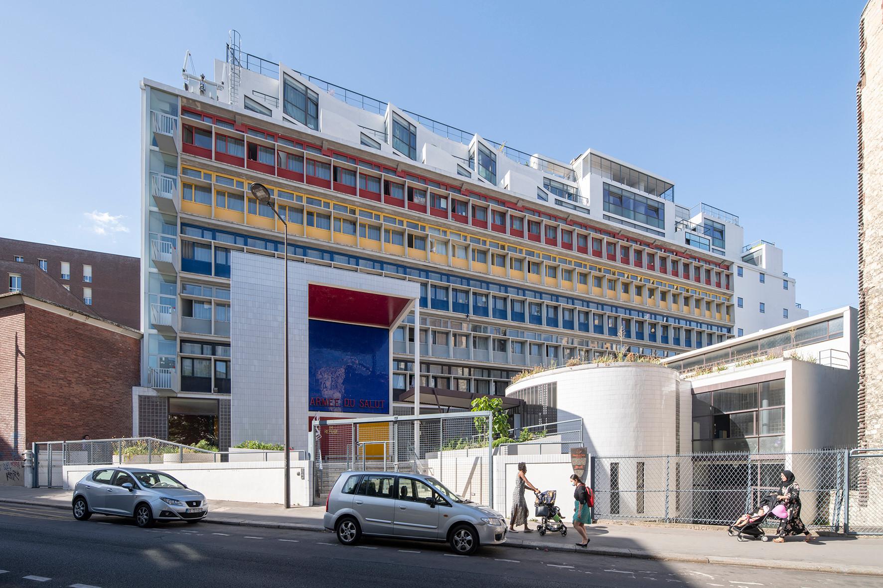 Armée du Salut - Le Corbusier