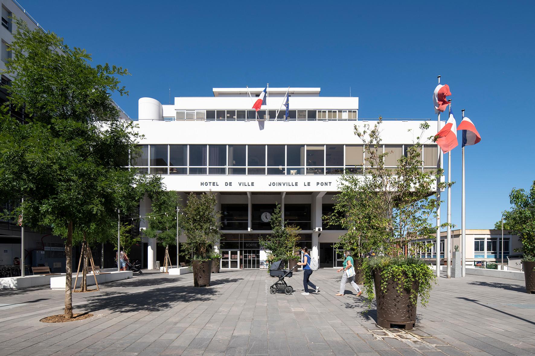 Hôtel de ville de Joinville-le-Pont