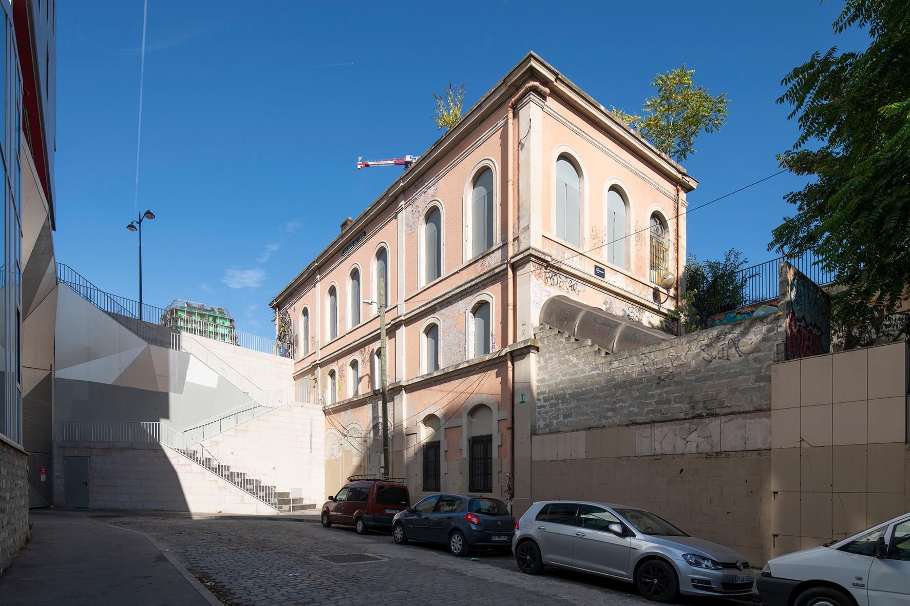 Ancienne Gare Masséna