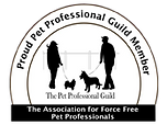 Proud Pet Professioal Guild Member