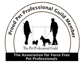Proud Pet Professional Guild Member Logo