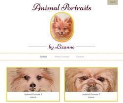 Portraits by Lizanne