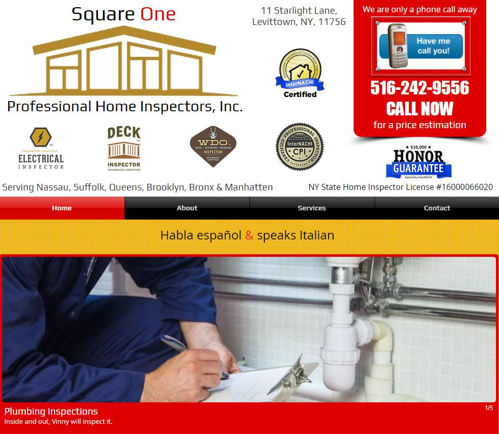 Square One Home Inspectors