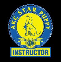 AKC S.T.A.R Puppy Instructor Logo