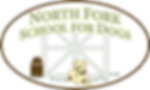 North Fork School for Dogs Logo