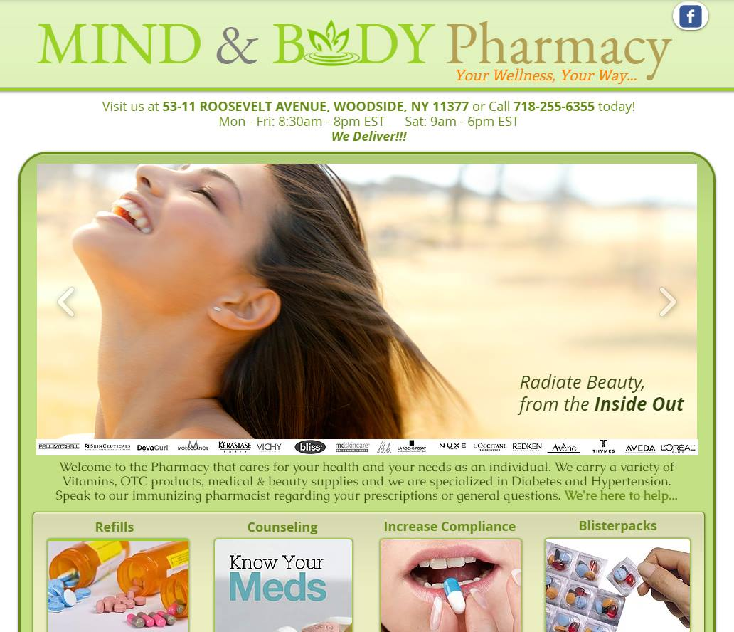 Mind and Body Pharmacy