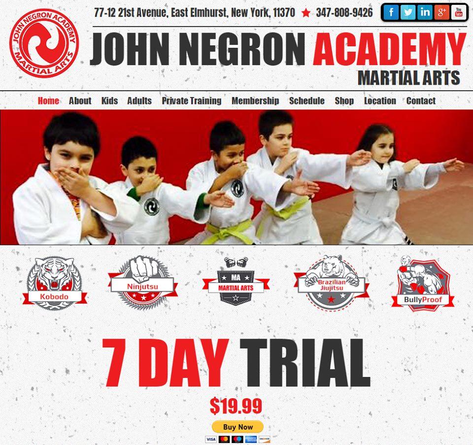 John Negron Academy