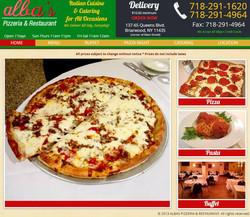 Albas Pizzeria and Restaurant