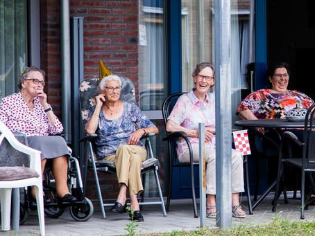 Handjes omhoog bij de Mooiland Muziektour