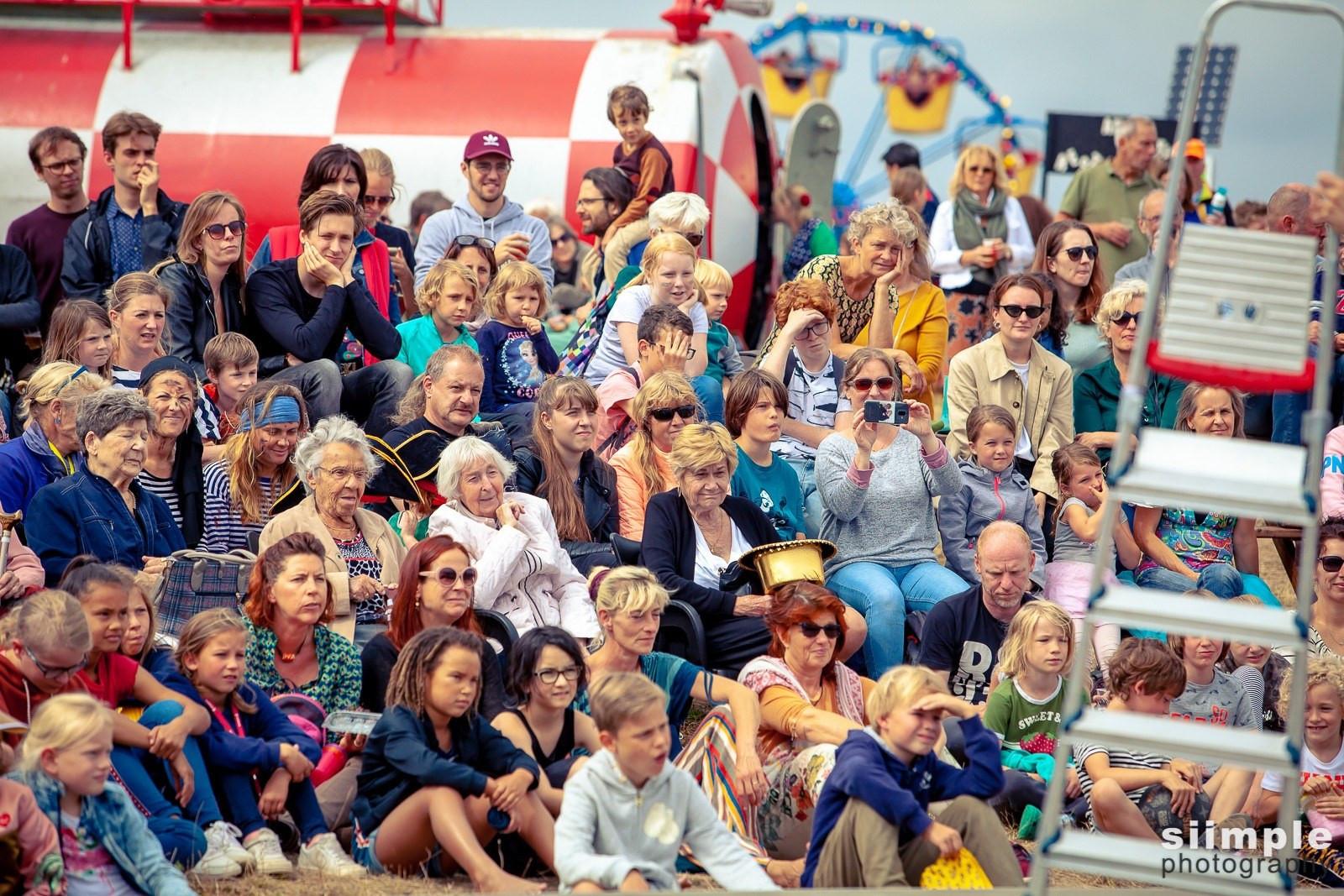 Festival op 't Eiland © Willie Kerkhof