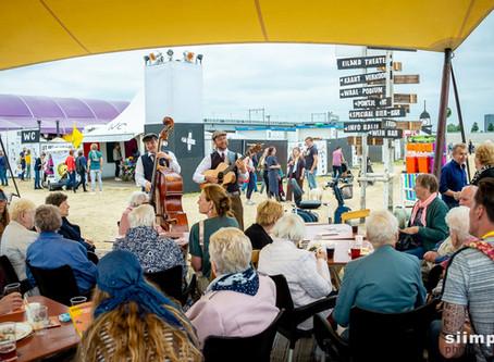 Festivallen op 't Eiland