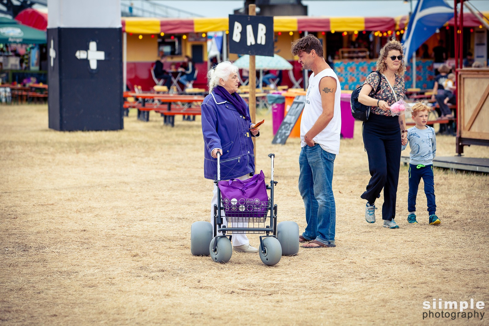 Festival op 't Eiland © Siimple