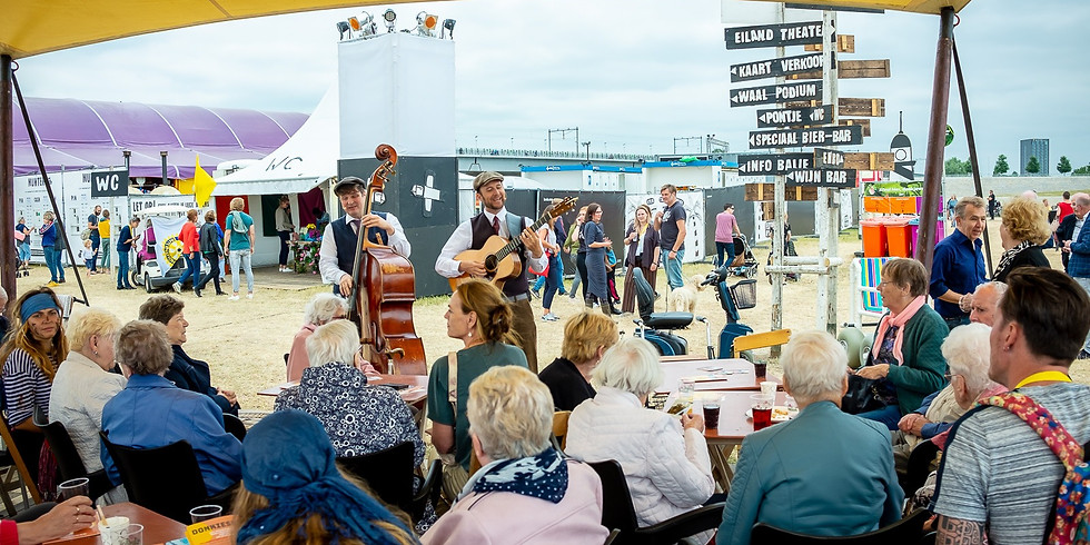 Festival op 't Eiland