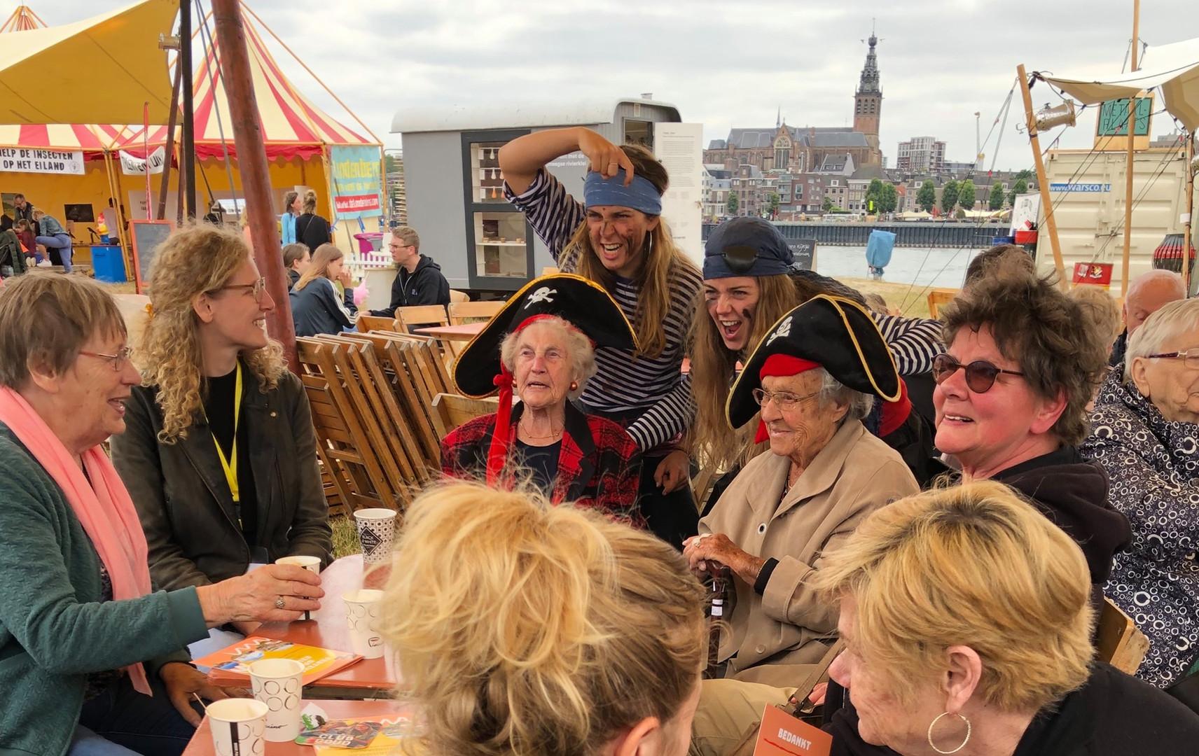 Festival op 't Eiland © Ditte Toppet