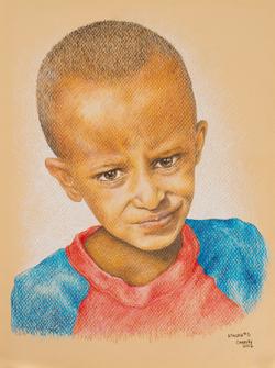 Ethiopia Boy