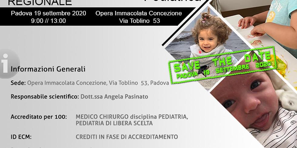 5° Congresso Regionale  SICUP di Pediatria