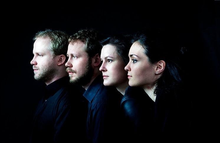 Hanna Shybayeva and theYsaÿe String Trio