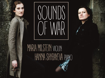 'Sounds of War' CD nominated for an Edison Award 2015