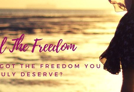 FEEL THE FREEDOM
