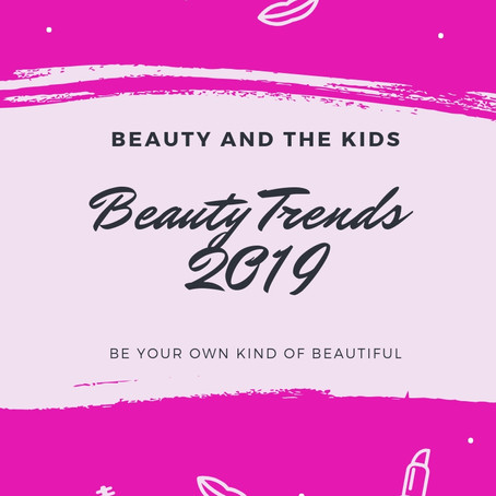 Beauty Trends Of 2019