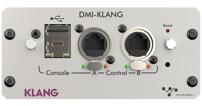 KLANG 3D - DMI