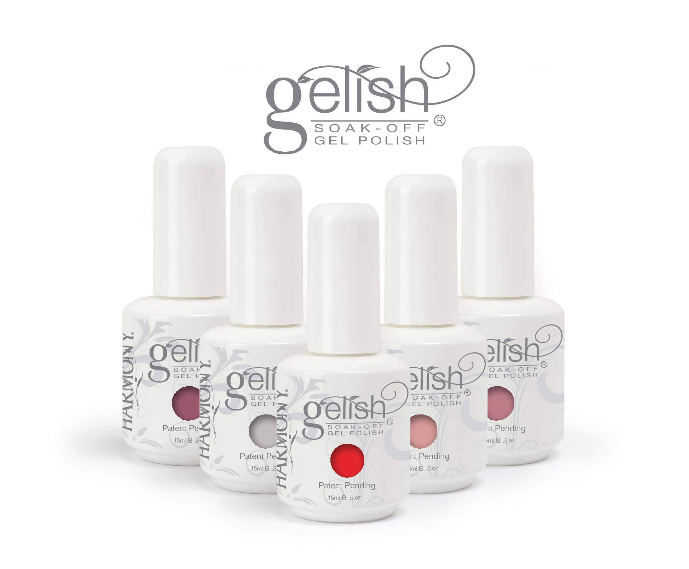 Gelish-producten