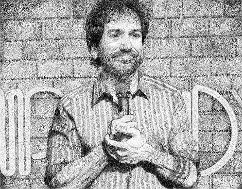 Greg Giraldo Portrait