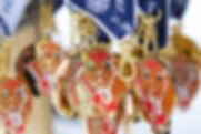 Barnas Skida er et av Norges største barneskiren og arrangeres hvert år i Granåsen i Trondheim
