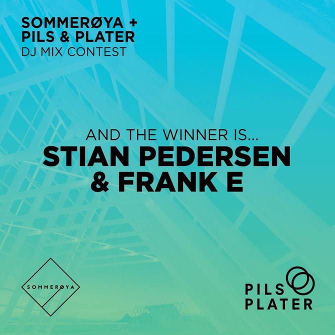 Sommerøya + Pils & Plater DJ Mix Contest