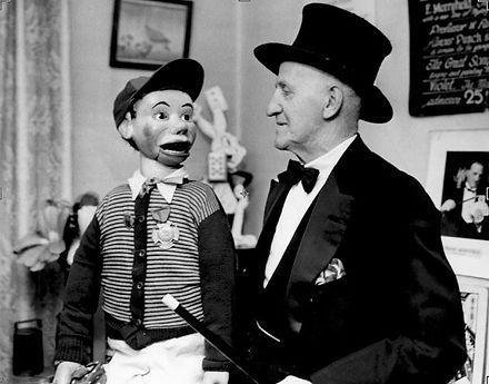 Frank Merryfield ventriloquist