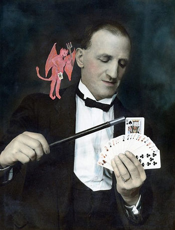 Frank Merryfield magician