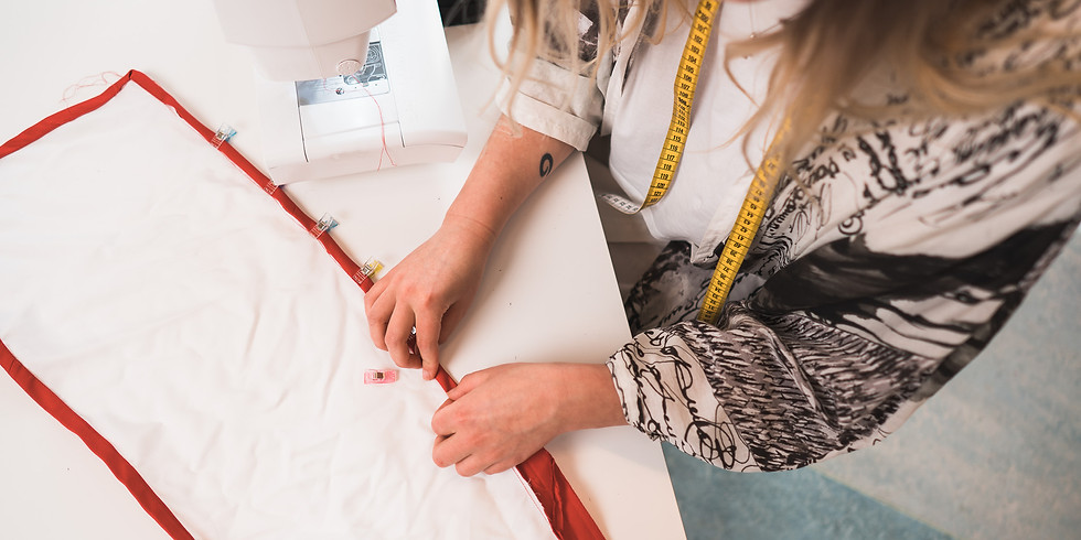 Zero-waste sewing course