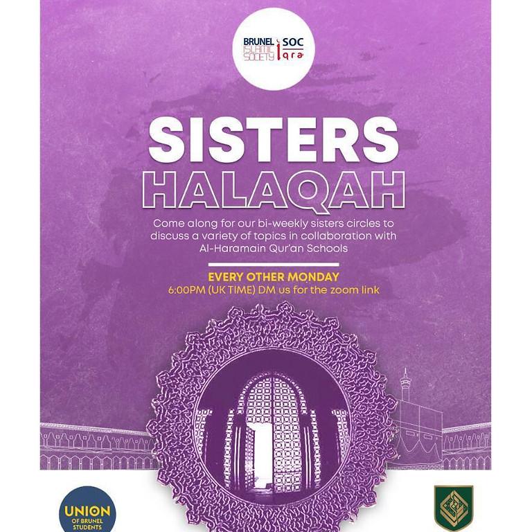 Sisters Halaqah