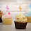 Thumbnail: set of 4 ballet dancer muffin toppers
