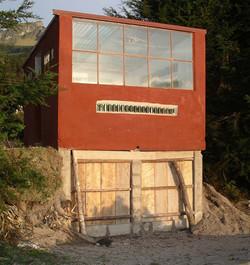 Composting Toilet in Malingua Pamba