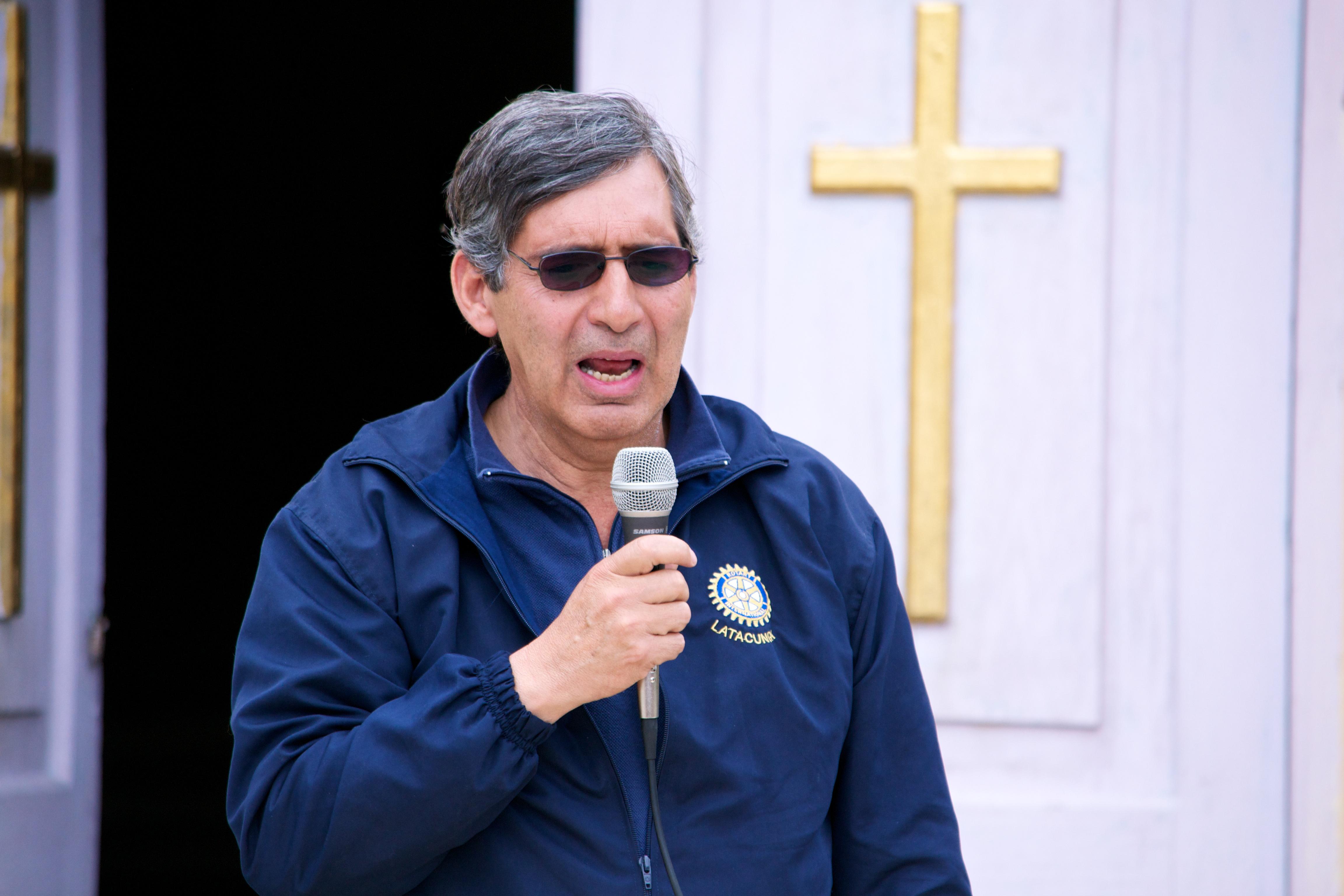 Latacunga Rotary Club Member