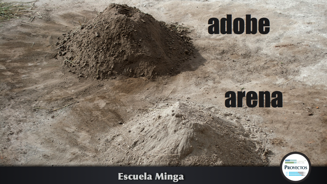 Adobe & Sand