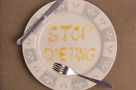 Dieting Made Me Bulimic