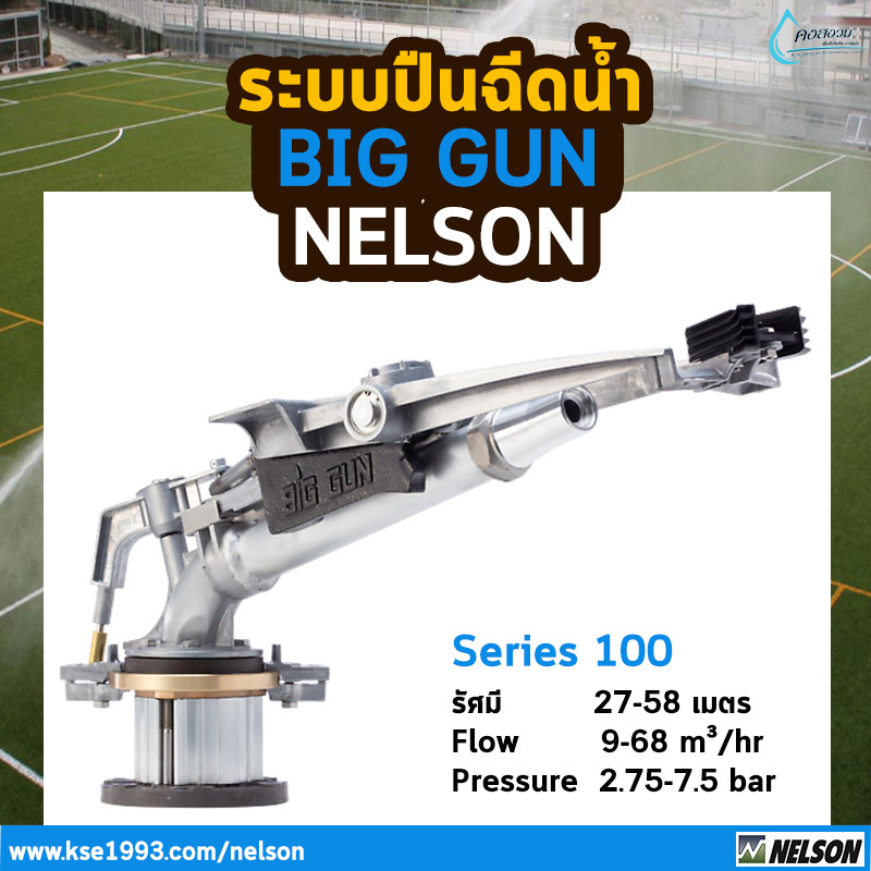 nelson biggun3 ปืนบิ๊กกัน