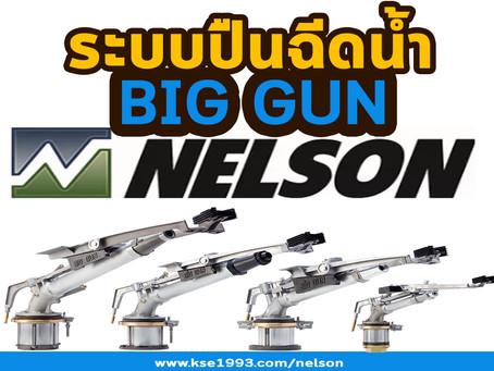 ปืนฉีดน้ำระยะไกล Nelson Big Gun