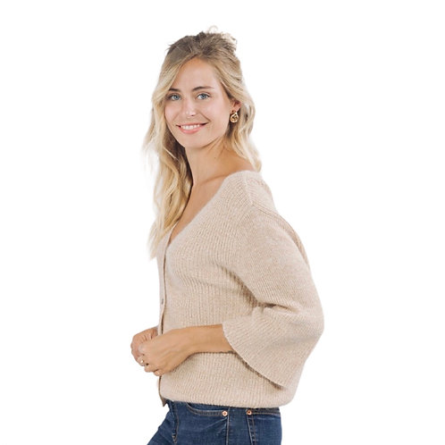 Sweewé Bell Sleeve Cardigan
