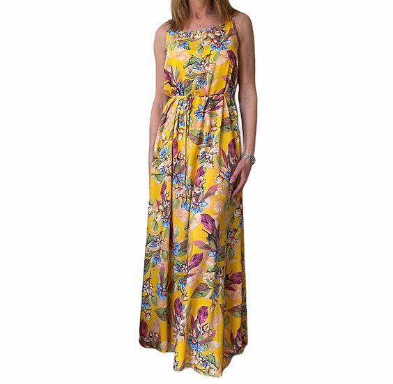 Italian Collection Yellow Sundress