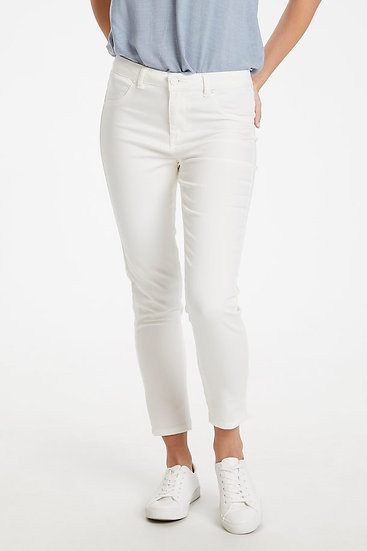 Culture DK Asta White Jeggings